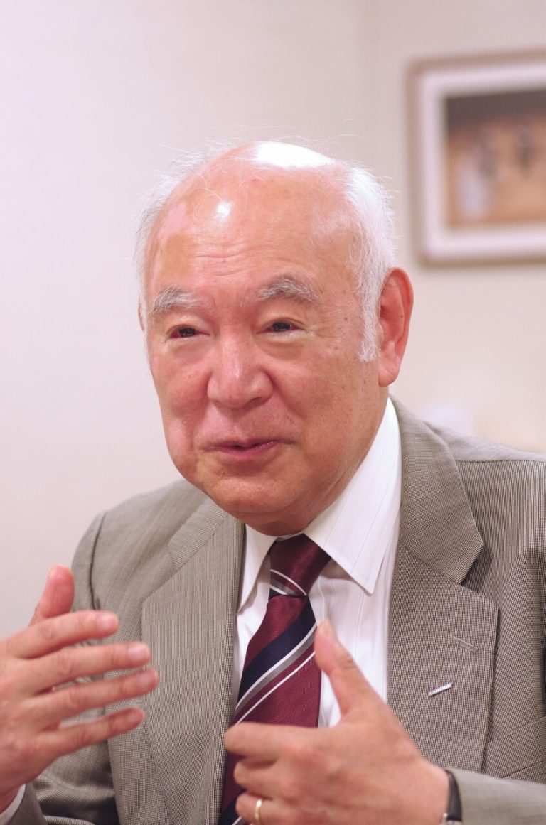 堤剛 インディアナ大学 日本同窓会 Indiana University Alumni Association Japan Ex. Professor Tsuyoshi Tsutsumi