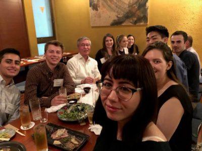 IUAA Japan Kelley School Visit 2020 5.13
