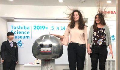 Kelley School Japan Tour Toshiba-visit-201905